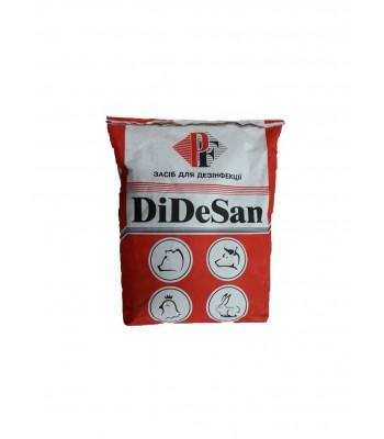 ДіДеСан Йодум - DiDeSan Iodum- багатофункціональна санітарно-дезінфікуючо- дезодоруюча суміш